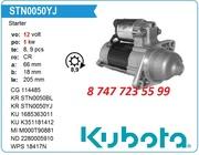 Стартер на двигатель Kubota 228000-5401