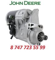 Стартер на грейдер John Deere RE505465
